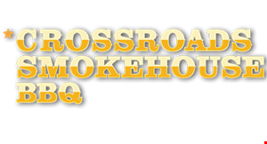 Crossroads Smokehouse BBQ logo