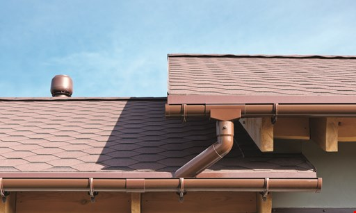 Product image for FIVE STAR RAIN GUTTERS 10% off any complete job