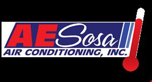Ae Sosa Air Conditioning logo