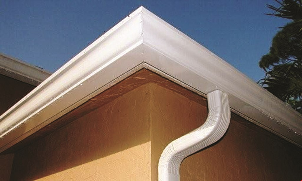Product image for Crown Gutters & Screen SPRING SPECIAL! 10% off any seamless gutter installation of $500 or more.