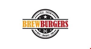 BrewBurger's Pub & Grill logo