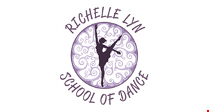 Richelle Lyn School of Dance logo
