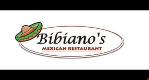 Bibiano's Mexican Restaurant logo