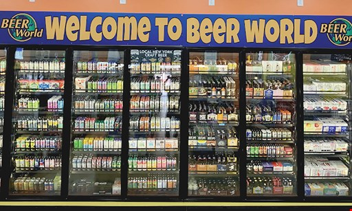Product image for Beer World $2 Off any 36 pk of Bud, Bud Light, Coors Light, Miller Light.