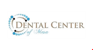 Product image for Dental Center of Mesa $22 LIMITED EXAM, 6 X-RAYS AND HEALTHY CLEANING (PROPHYLAXIS ONLY)