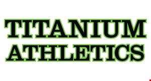Titanium Athletics logo