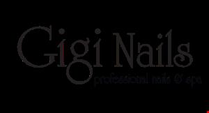 Gigi Nails logo