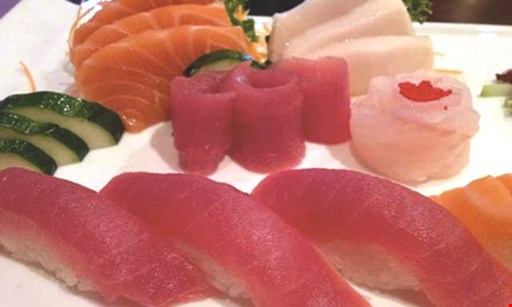 Product image for One Third Asian Cuisine Sushi & Grill dinner special $5 off any purchase of $35 or more.