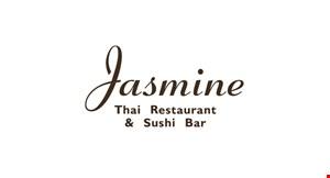 Jasmine Thai Restaurant & Sushi Bar logo