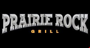 Prairie Rock Bar and Grill  logo