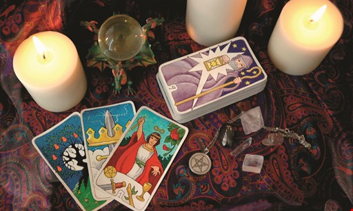 Product image for Psychic Boutique 50% off any regularly priced reading of your choice.
