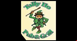 Tally Ho Pub & Grill logo
