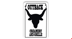 Outback Creamery and Grille logo
