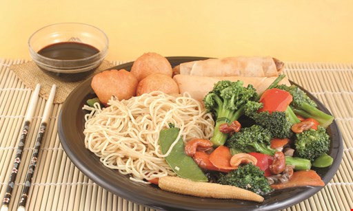 Product image for China Lee FREE Dinner. Buy any 3 combo dinners & get 1 free