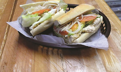 Product image for Vic's Subs 50¢ off any wrap or 1/2 sub