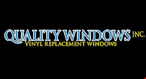 Quality Windows logo