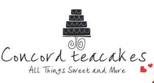 Concord Teacakes logo