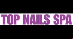 Top Nails Spa logo