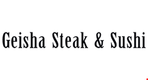 Geisha Steak & Sushi logo