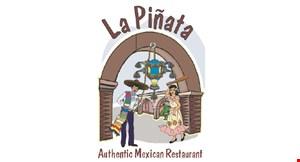 La Pinata Mexican Grill and Bar logo