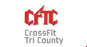 Crossfit Tri County logo
