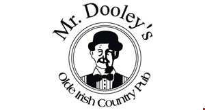 Mr. Dooley's Old Irish Pub logo