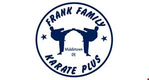 Frank Family Karate logo