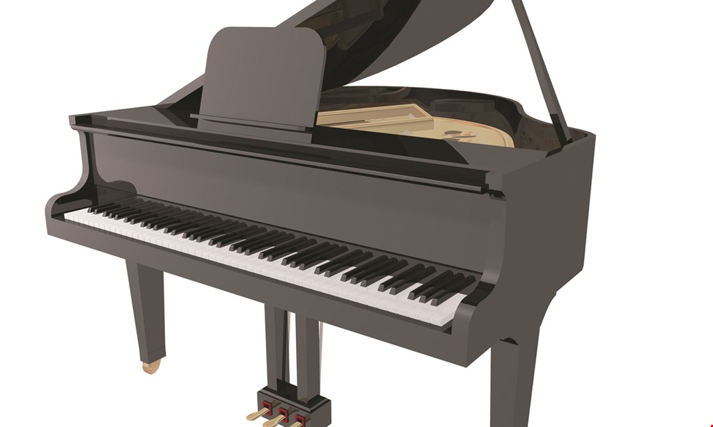 Product image for King's Keyboard House FREE piano tuning with any piano purchase.