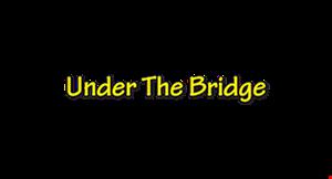 Under The Bridge logo