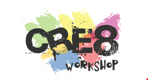 Cre8 Workshop logo