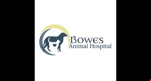 Bowes Animal Hospital logo