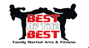 Best of The Best Family Martial Arts & Fitness logo