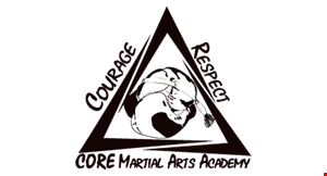 Core Martial Arts Academy LLC logo