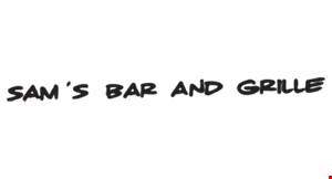 Sam's Bar and Grille logo