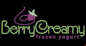 Berry Creamy Frozen Yogurt logo