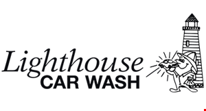 Lighthouse Car Wash logo