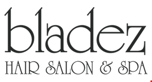 Bladez Salon & Spa logo