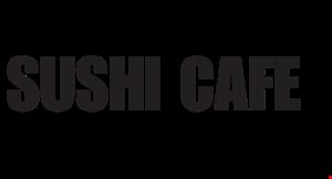 Sushi Cafe logo