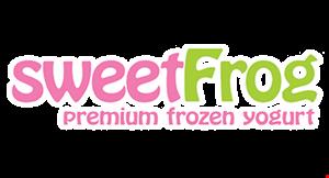 Sweet Frog Premium Frozen Yogurt logo
