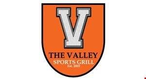 Valley Sports Grill logo