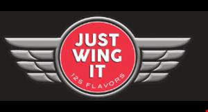 Just Wing It logo