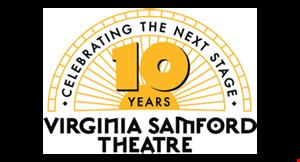 Virginia Samford Theatre logo
