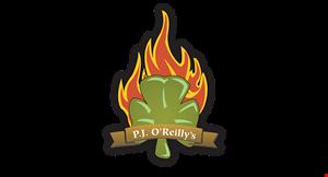 PJ O'Reilly's logo