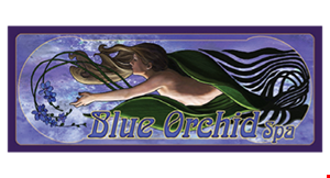 Blue Orchid Spa logo