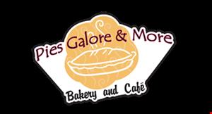 Pies Galore & More logo