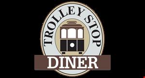 Trolley Stop Diner logo