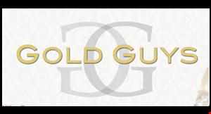 Gold Guys, The logo