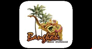 Bangkok Thai Cuisine logo