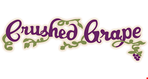 CRUSHED GRAPE logo
