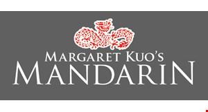 Margaret Kuo's Mandarin logo